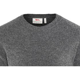 Fjällräven Övik Re-Wool Sweater Men Dark Grey